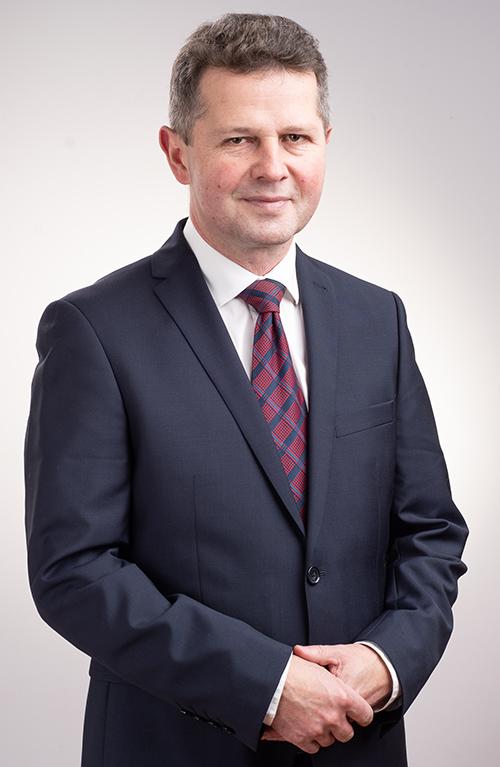 Krzysztof Koźlik Kandydat na burmistrza
